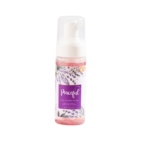 OGL Peaceful Facial Claenser Mousse (160ml)