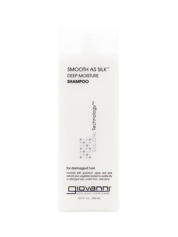 Giovanni Eco Chic® Smooth As Silk Deep Moisture Shampoo (8.5oz)