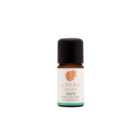 a'PURA Spearmint 100% Pure Essential Oil (10ml) - Organic Pavilion