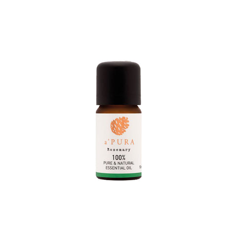 a'PURA Rosemary 100% Pure Essential Oil (10ml) - Organic Pavilion