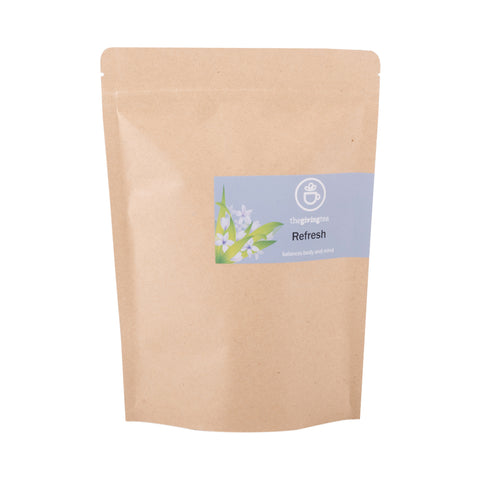 The Giving Tea Refresh Blended Tea NO CAFFEINE (30g/15pyramid tea bags)