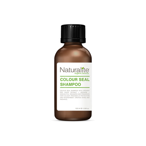 Naturalite Organic Color Seal Shampoo (100ml)