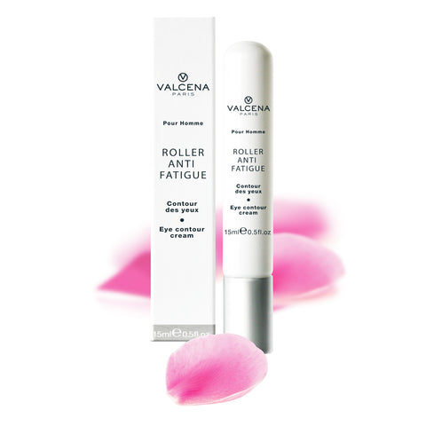 Valcena Eye Contour Cream - Roller Defatiguant (15ml)