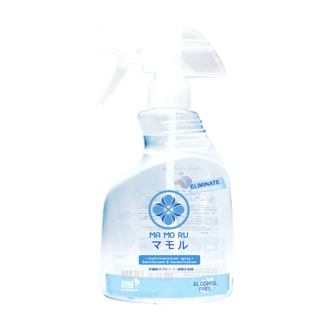 Mamoru Care Multi-functional spray for instant disinfection and deodorization (400ml) - Organic Pavilion