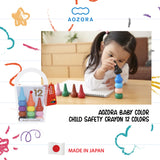 Aozora non-toxic Crayons for children | Organic Pavilion