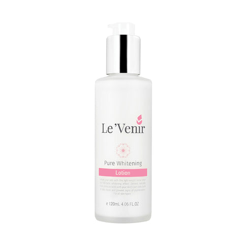 Le'Venir Pure Whitening Lotion (120ml)