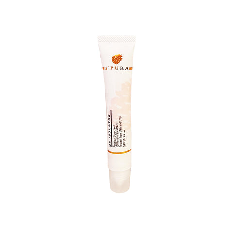 a'PURA UV ISOLATOR : Physical Sunscreen 100% Natural Extract SPF 50,PA+++ (20ml)