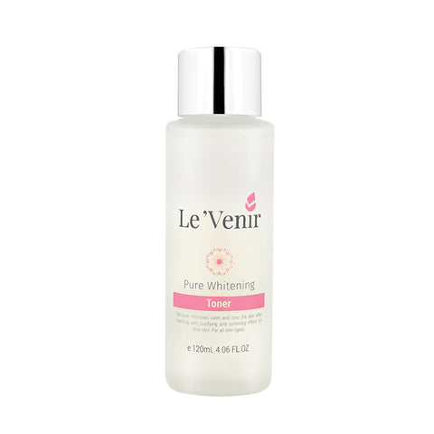 Le'Venir Pure Whitening Toner (120ml)