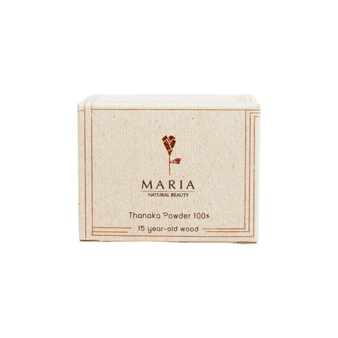 Maria Thanaka Mask & Scrub Powder 100% (30g)