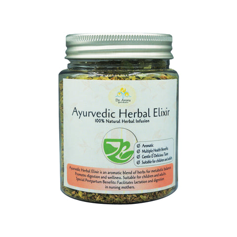Dr.Arora Ayurvedic Herbal Elixir Tea (100g)