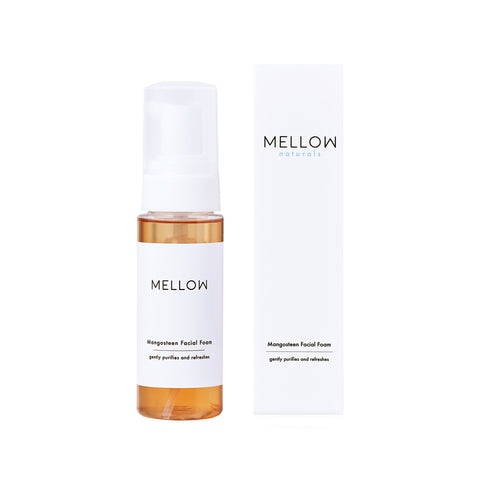 Mellow Naturals Mangosteen Facial Foam (60ml)