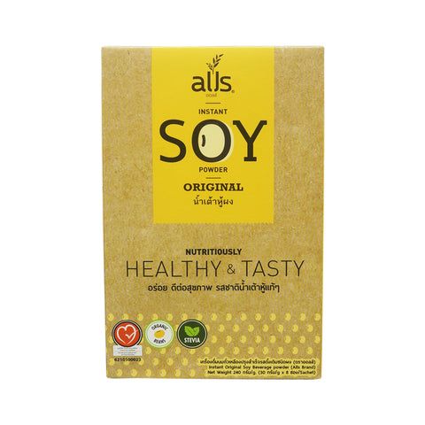 alls Instant Original Soy Beverage Powder (240g)