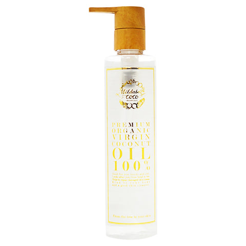 Mildabell Coco Premium Organic Virgin Coconut Oil 100% (200ml)