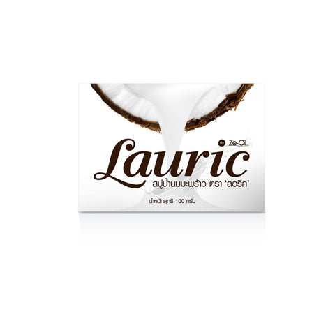 Empowerlife Lauric Coconut milk soap (100gm) - Organic Pavilion