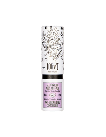 Oliv' Anti Ageing Eyes Contour Gel (30gm)