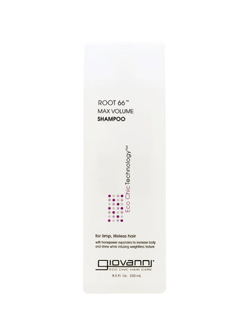 Giovanni Eco Chic® Root 66 Max Volume Shampoo (8.5oz)
