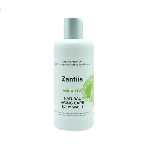 Zantiis Aqua Tea Natural Aging Care Body Wash (300ml)