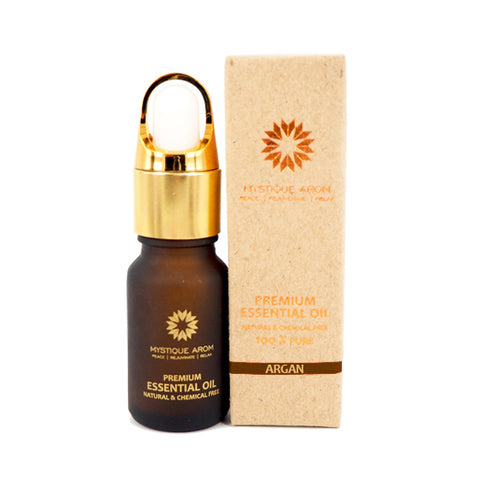 Mystique Arom Essential Oil Argan Oil (10ml) - Organic Pavilion
