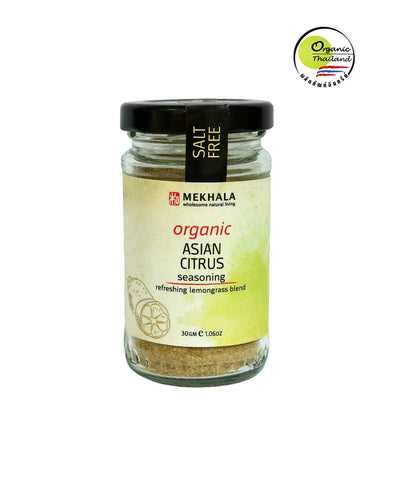 Mekhala Asian Citrus Seasoning (30gm) - Organic Pavilion