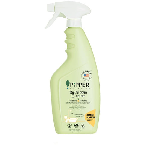 Pipper Standard Bathroom Cleaner Orange Blossom Scent (500ml) - Organic Pavilion