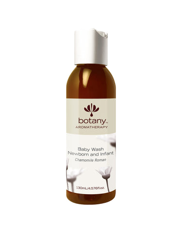 Botany Aromatherapy Baby Wash, Newborn and Infant Chamomile Roman (130ml)