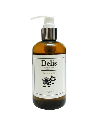 Belis Body Wash Sacha Inchi Oil (250ml)