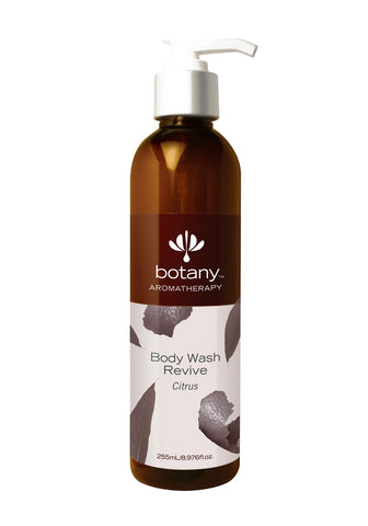 Botany Aromatherapy Body Wash, Revive Citrus (255ml)