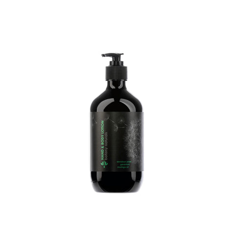 Botany Naturals HAND & BODY LOTION davidson plum / geranium / moringa oil (250ml)