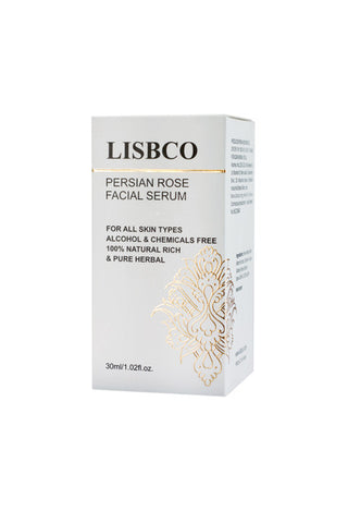 Lisbco Persian Rose Facial Serum (30ml)
