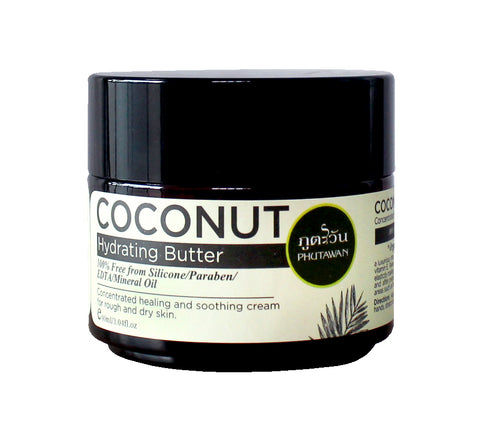 Phutawan Coconut Body Hydrating Butter (90ml)