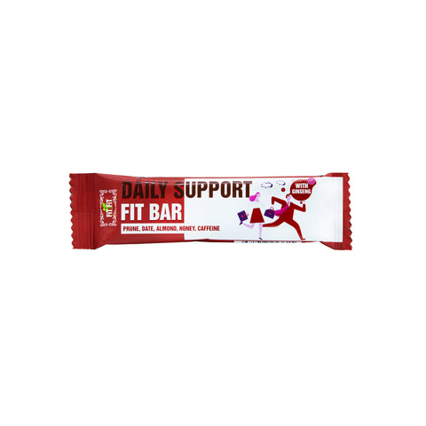 The Squirrels Basket FIT BAR-Daily Support (35g) - Organic Pavilion