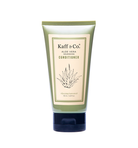 Kaff & Co Aloe Vera Nourishing Conditioner (155ml) - Organic Pavilion