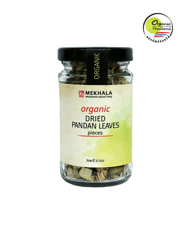 Mekhala Dried Pandan Leaves (3gm) - Organic Pavilion