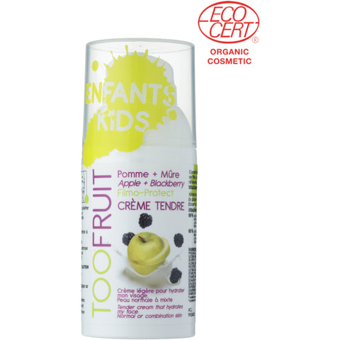 TooFruit Creme Tendre for Face Apple+Blackberry (30ml)