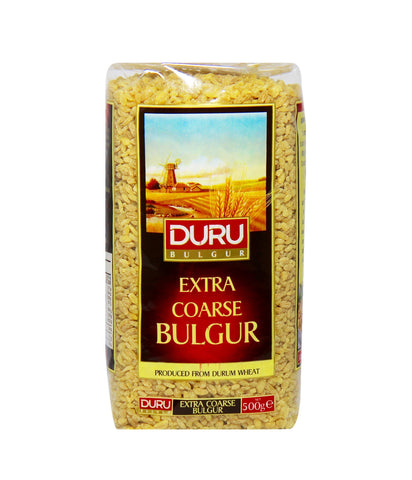 Duru Bulgur Extra Coarse Bulgur (500gm)