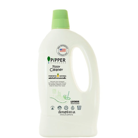Pipper Standard Floor Cleaner Lavender Scent (800ml)