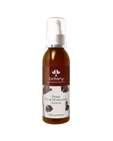 Botany Aromatherapy Rose Face Moisturiser Hydrating (130ml)