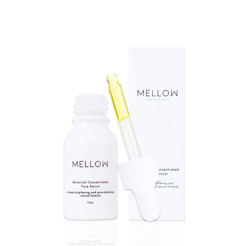 Mellow Naturals Botanical Concentrated Face Serum(15ml)