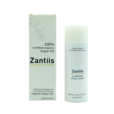 Zantiis Clarifying Facial Toner (120ml)