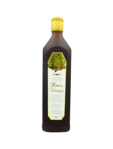 BigBee Honey Vinegar (750ml) - Organic Pavilion