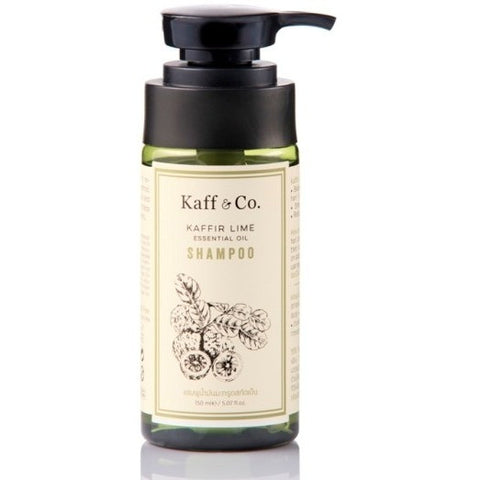 Kaff & Co Kaffir Lime Essential Oil Shampoo  (150ml) - Organic Pavilion