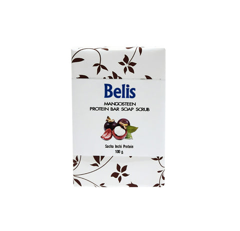 Belis Mangosteen Protein Bar Soap (100gm)