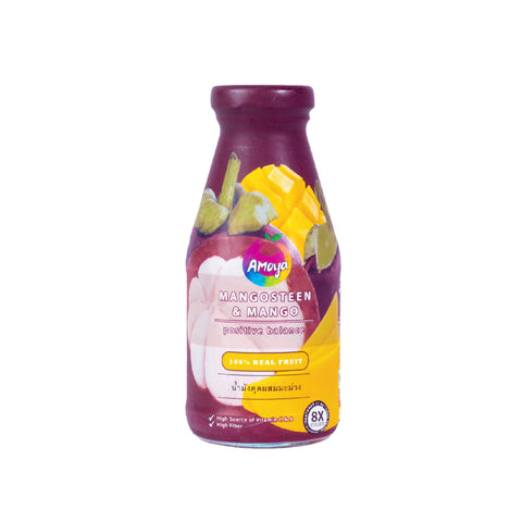 Amoya Mangosteen with Mango Juice (250ml) - Organic Pavilion
