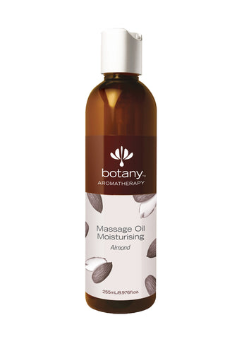 Botany Aromatherapy Almond Massage Oil Moisturising (130ml)