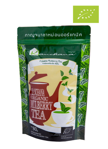 Kanchana Organic Mulberry Loose Tea (80g)