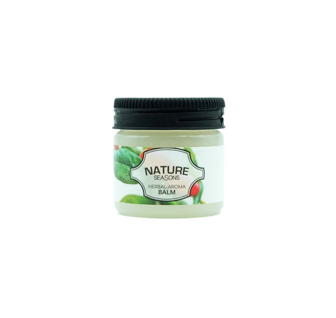 Nature Seasons Herbal Aroma Balm (25gm) - Organic Pavilion