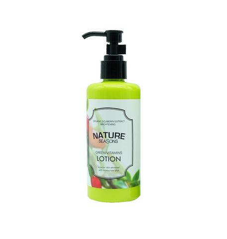 Nature Seasons Green Vitamins Body Lotion (300ml)