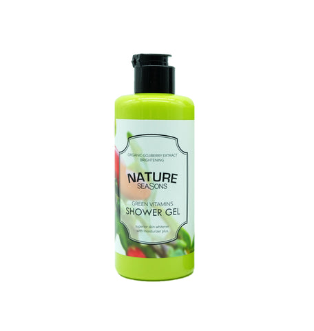 Nature Seasons Green Vitamins Shower gel (300ml)