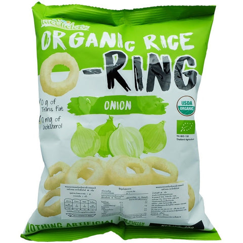 Ricelicious Organic Rice O-Ring Onion (40gm)