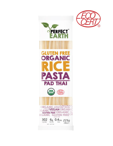 Perfect Earth Gluten Free Organic Rice Pasta Pad Thai (225gm)